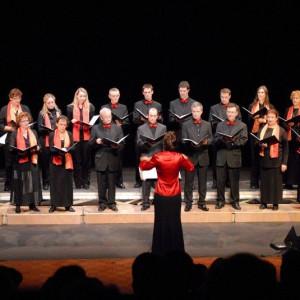 Concert Chants de Noël Déc 2009