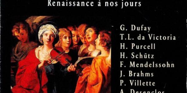 Polyphonies Sacrées de la Renaissance à nos jours