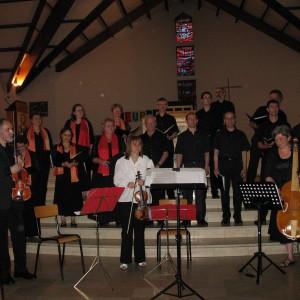 Groupe Vocal Choraveil