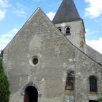 Église Saint-Gault de Yèvre-le-Châtel